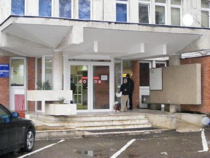 Carantină parțială la Spitalul Județean din Oradea: Vizitarea pacienţilor a fost restricționată!