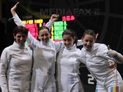 România, campioană mondială la spadă feminin