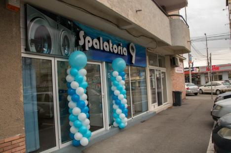S-a deschis Spălătoria 9, prima spălătorie de tipul 'self-service' din Oradea! (FOTO)