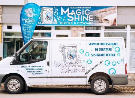 Curăţătoria Magic Shine Oradea, locul unde am întâlnit calitate în curăţarea hainelor (FOTO)
