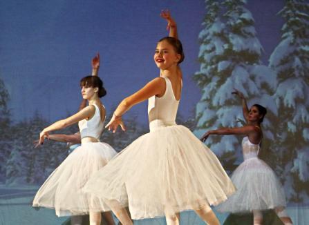 'Spărgătorul de nuci': Balet cu, despre și pentru orădeni!