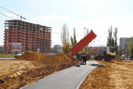 'Părăseala' din strada Barcăului va fi transformată în spaţiu verde (FOTO)