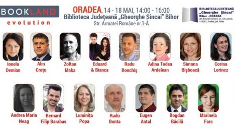 Conferinţele BookLand Evolution, din nou la Oradea