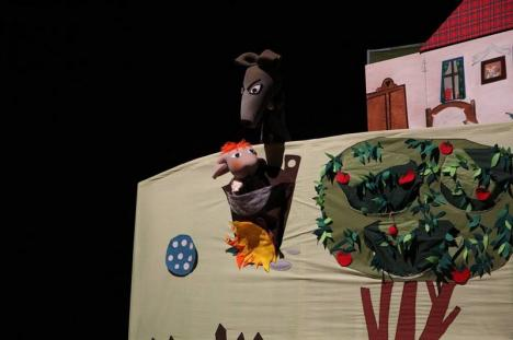 Mini Magic Festival: Cinci spectacole în trei zile pentru cei mici, la Arcadia (FOTO)
