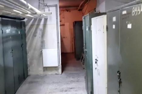 """""""Din această cocină, medicii și asistenții pleacă în spital, la patul bolnavilor"""": Imagini revoltătoare filmate într-un spital județean din România (VIDEO)"""