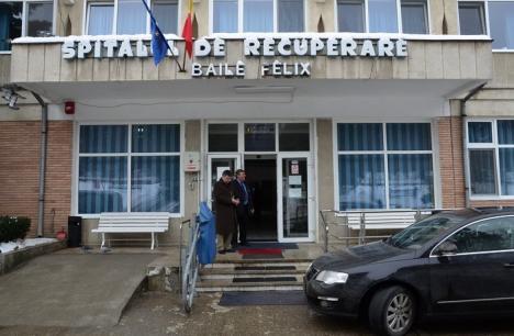 Spitalul de Recuperare din Felix, la bilanţ: Investiţii de un milion de lei în dotări, foraje de apă termală şi documente pentru o clădire nouă