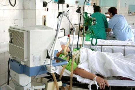A şaptea victimă: Un bihorean de 53 de ani, bolnav de gripă, a murit