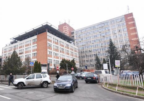 Site bolnav: În era digitalizării şi în toiul pandemiei, Spitalul Judeţean din Oradea are un site de toată jena