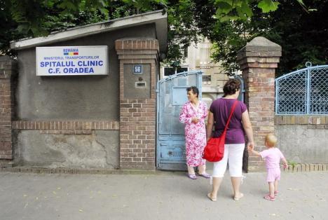 Bolojan insistă! Primăria Oradea vrea să preia Spitalul CFR de la Ministerul Transporturilor