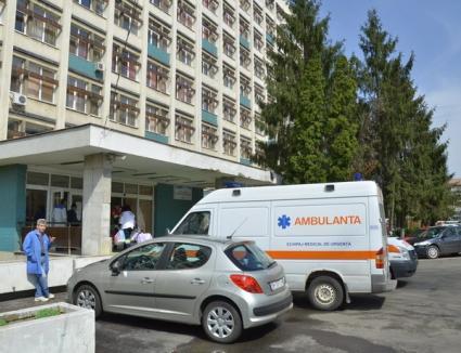 Ajutor non stop: Bihorenii care au urgenţe stomatologice merg, de luna aceasta, la Spitalul Municipal!