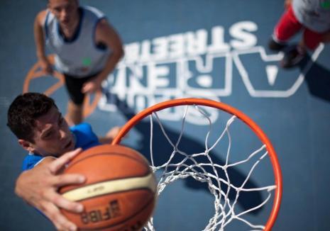 Piaţa Unirii va găzdui prima ediţie a evenimentului Oradea Streetball