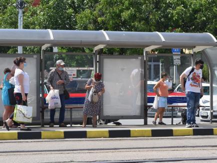 Staţionări tramvaie în 15 septembrie 2020