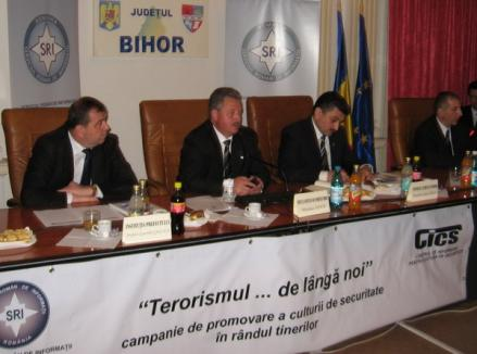 Pentru prima oară în 20 de ani, SRI Bihor îşi arată faţa (FOTO)