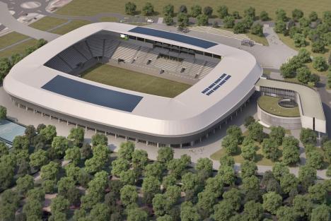 Oradea va mai avea o sală de sport. Dar la ce-i va folosi?