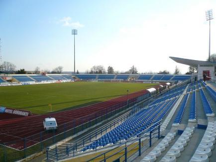 """FC Bihor pleacă vineri după """"punct sau puncte"""" la Iaşi"""