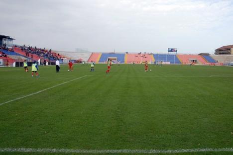 Stadionul Iuliu Bodola trece la CSM Oradea