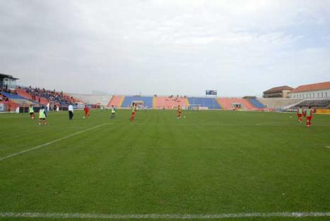 FC Bihor organizează turneul zonal al juniorilor C