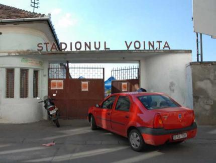 Consiliul Local: Baza sportivă Voinţa va deveni parcare supraetajată