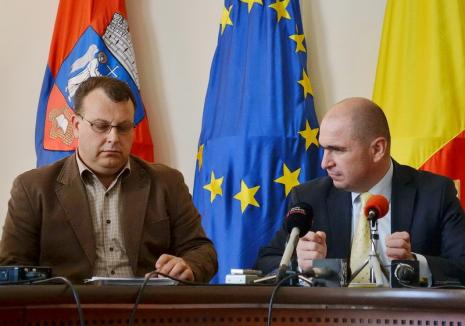 Directorul Termoficare Oradea, Stănel Necula, condamnat la închisoare cu suspendare într-un dosar de corupţie