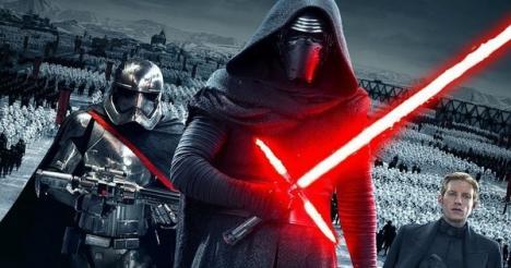 Star Wars. Forţa vine luptând...