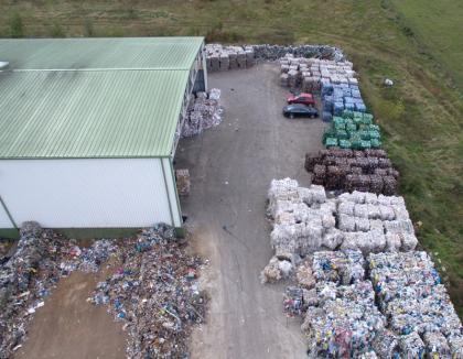 Ave Keviep! Eco Bihor nu se mulţumeşte cu procesarea deșeurilor, a cumpărat o firmă de colectare