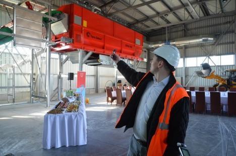 Gunoaie în stand-by: Staţia de tratare mecano-biologică a deşeurilor din Bihor nu are nici acum administrator