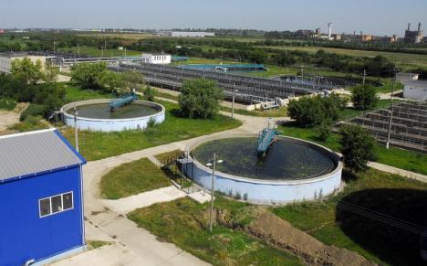 S-a decis: Compania de Apă Oradea scumpeşte serviciile de canalizare cu 10% începând din iulie