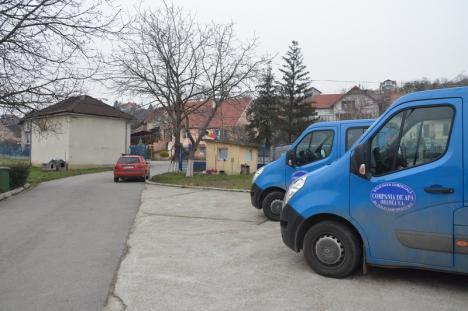 Pe-aici nu se trece! Reportaj la Uzinele de apă, zona cu cel mai strict regim de pază din Bihor (FOTO)