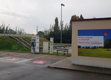 Primăria Oradea a stabilit amplasamentele celor 16 staţii de încărcare pentru vehicule electrice