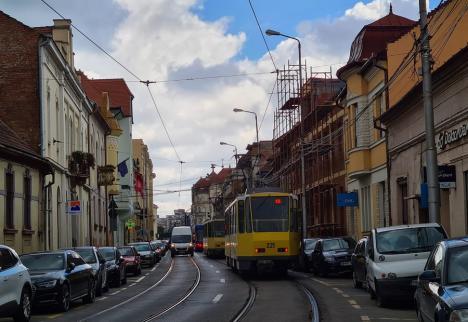 OTL: Staţionări tramvaie în 18 septembrie