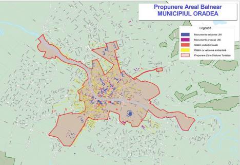 Oradea a depus documentaţia pentru obţinerea statutului de staţiune balneară