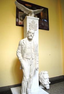 Statuia lui I.C. Brătianu în Oradea va fi dezvelită pe 24 noiembrie