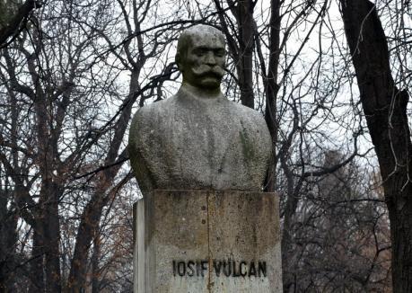 Academia Civică vrea bustul lui Iosif Vulcan în faţa Teatrului, lângă Szigligeti Ede