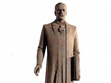 Prinde contur. Statuia arhitectului Rimanóczy Kálmán jr. urmează să fie turnată în bronz