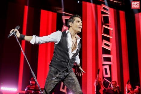 Ofertă 1+1 la concertul Ştefan Bănică. Pe 1 noiembrie, la Casa de Cultură a Sindicatelor din Oradea, energie, emoție & rock 'n' roll!