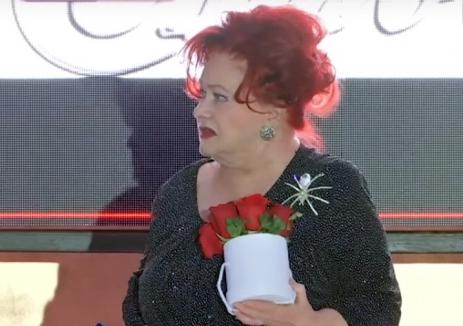 Stela Popescu, incoerentă şi agitată în ultima apariţie publică: 'Mai bine mergeam acasă decât să mă vedeţi în halul ăsta' (VIDEO)