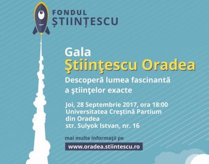 Se lansează ediţia a doua a programului Ştiinţescu: 120.000 de lei, puşi în joc de organizatori