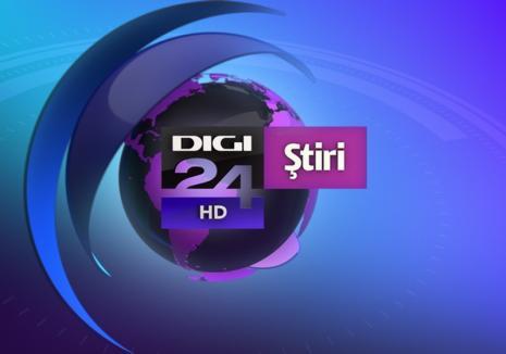 Pierdere de proporţii pentru presa sănătoasă: Digi24 închide toate staţiile locale, inclusiv pe cea din Oradea!