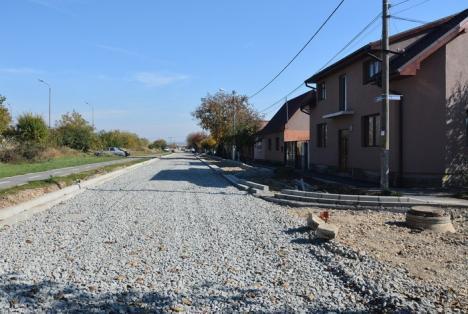 Strada Barcăului şi alte două artere se vor închide începând de luni pentru lucrări de modernizare