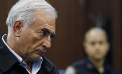 Dominique Strauss-Kahn, eliberat pe cauţiune