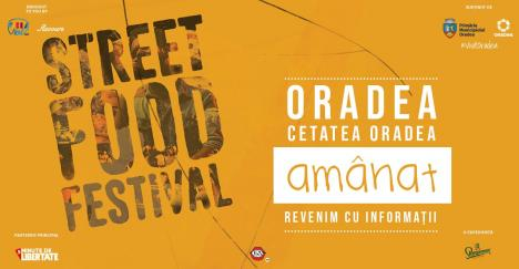 Street Food NU se mai ține la Oradea în acest sfârșit de săptămână!