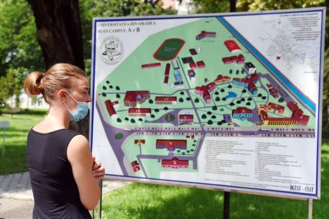 Măsuri anti-Covid la Universitatea din Oradea: În cămine vor fi cazaţi doar studenţii imuni la boală sau care se testează în fiecare săptămână