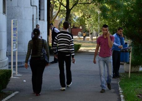 Şcoală de vară la Universitatea din Oradea, pentru liceeni din toată ţara