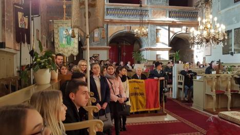 Studenţii orădeni, în vizită la Consulatul României din Gyula