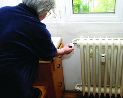 Peste 5.200 de orădeni şi-au depus cererile de ajutor pentru încălzirea locuinţei