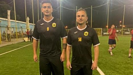 Doi jucători de la AEK Oradea, convocați la naționala României, la Campionatul Mondial de Minifotbal