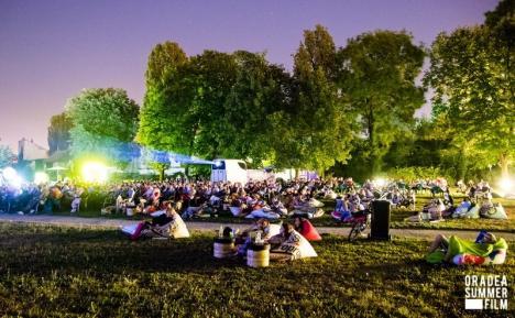 Oradea Summer Film 2019: 10 seri de filme sub cerul liber, în cea mai frumoasă lună de vară. Vezi programul!