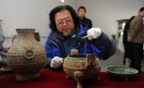 Supă veche de 2.400 de ani, dezgropată de chinezi