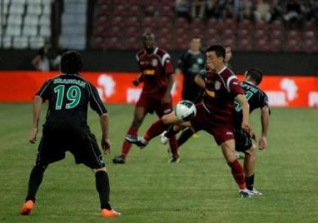 CFR Cluj a câştigat Supercupa României