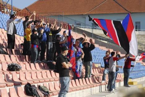 Orădenii vizează o victorie în meciul cu CS Mureşul Deva